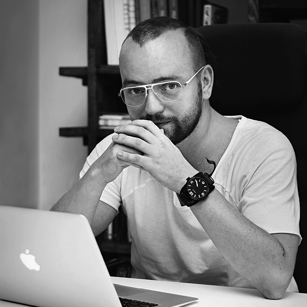 Dawid Szczepaniak prelegent Filmteractive 2018 - prelegent Filmteractive 2018